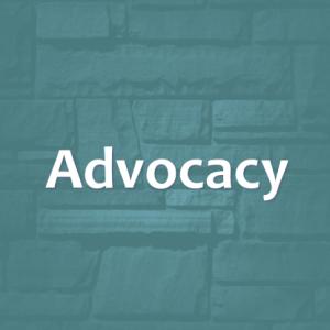 block advocacy